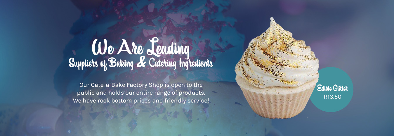 Baking and Catering Suppliers  Cate-a-Bake supplies a wide